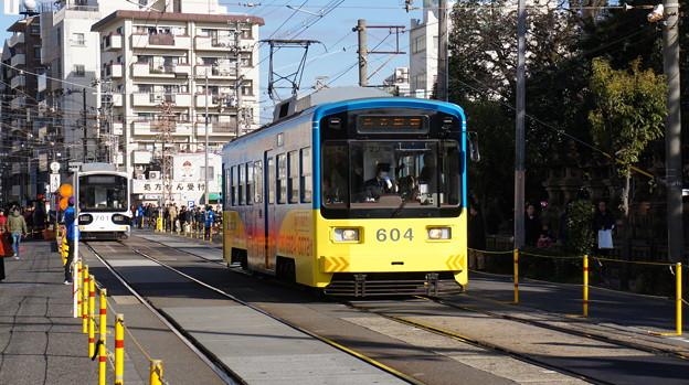 阪堺電軌 604