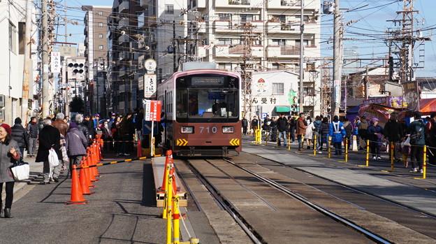 阪堺電軌 710