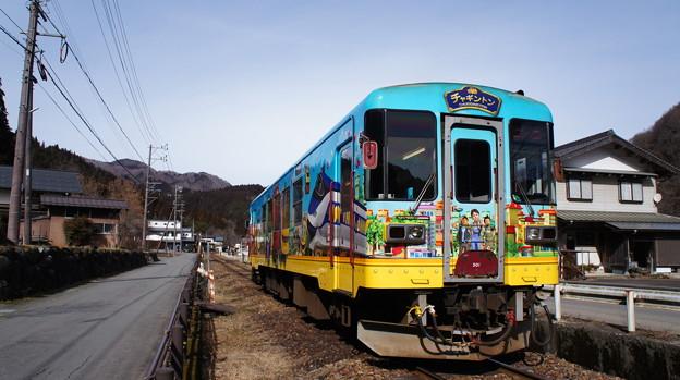 長良川鉄道 ナガラ500形 501