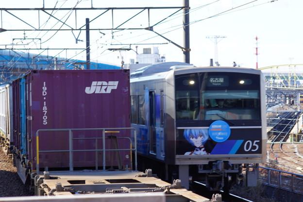 あおなみ線 1105F