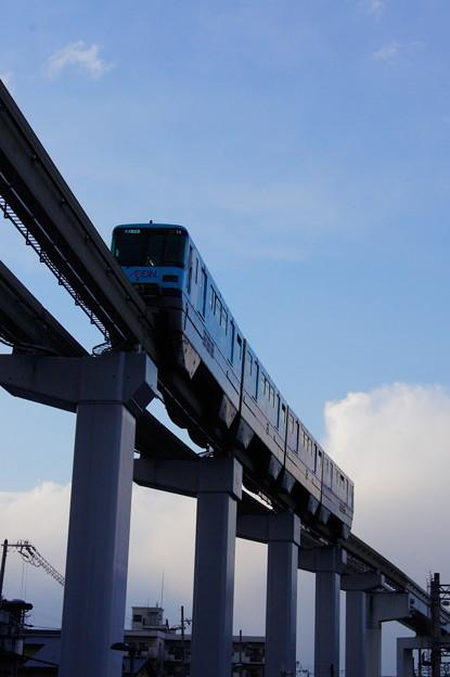 大阪モノレール 2000系 14編成