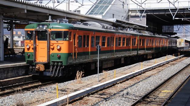しなの鉄道 115系 S3