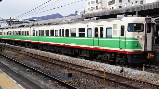 しなの鉄道 115系 S7