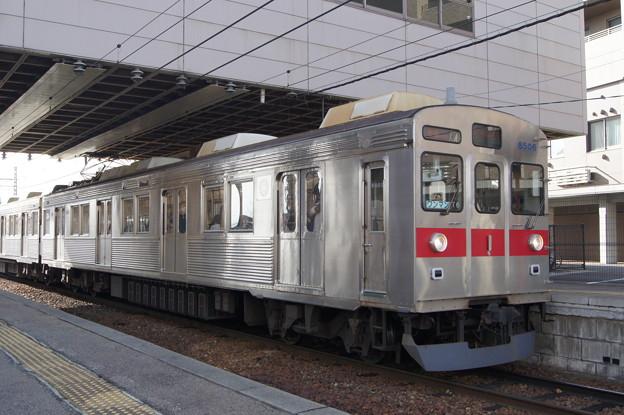 長野電鉄 8500系 T6