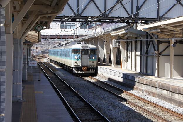 しなの鉄道 115系 S15
