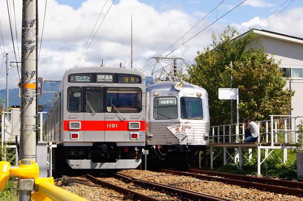 上田電鉄 1000系 1001F