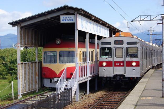 長野電鉄 8500系 T3
