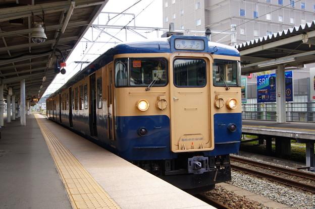 しなの鉄道 115系 S26