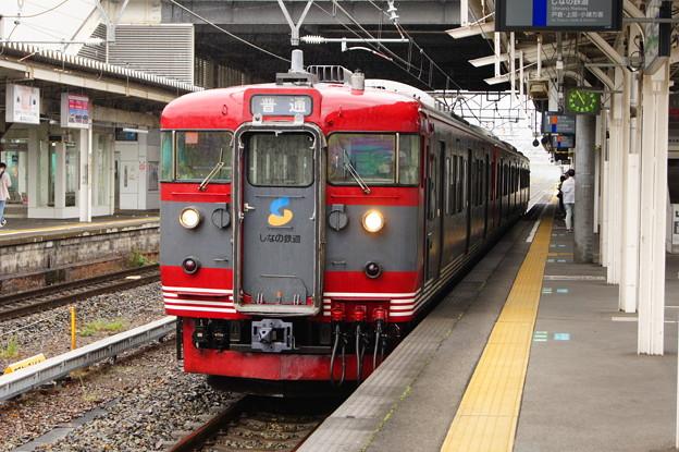 しなの鉄道 115系 S2
