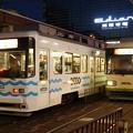 Photos: 広島電鉄 3907と3809