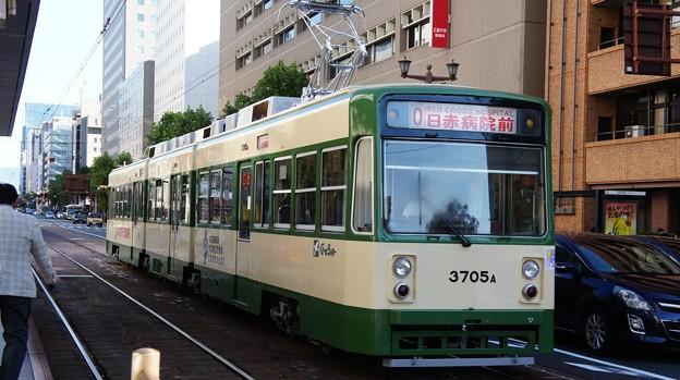 広島電鉄 3705