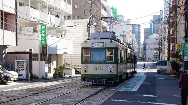 広島電鉄 3103