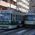 Photos: 広島電鉄 702と3103