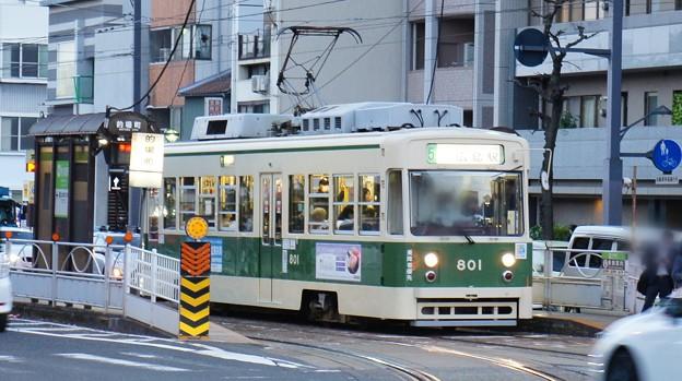 広島電鉄 801