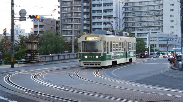 広島電鉄 706