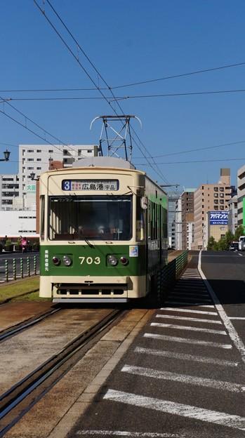 広島電鉄 703