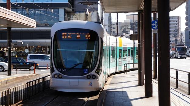 広島電鉄 5107