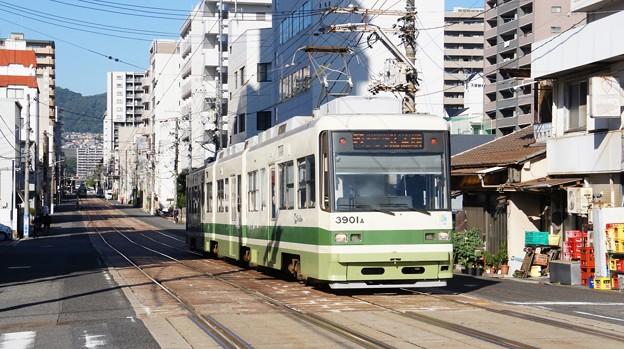 広島電鉄 3901