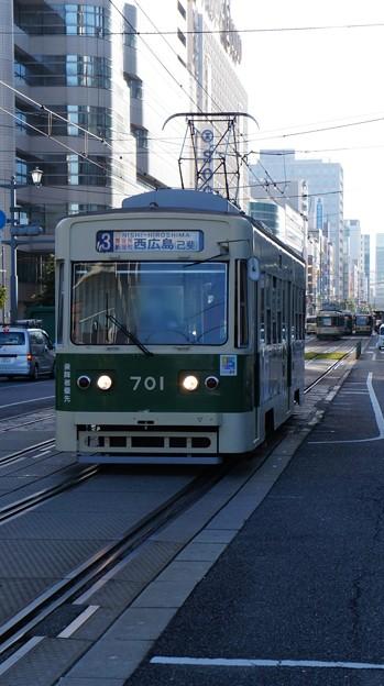 広島電鉄 701