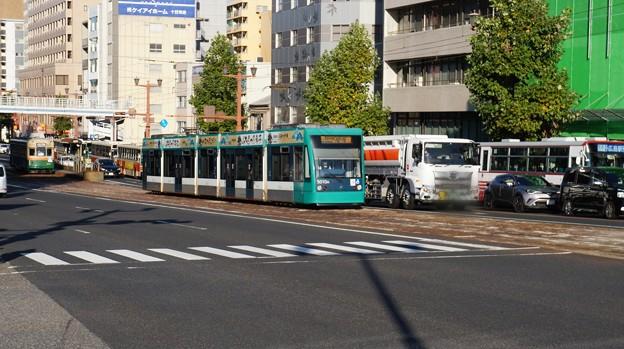 広島電鉄 5010