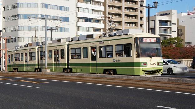 広島電鉄 3808