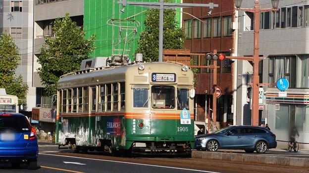 広島電鉄 1905