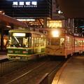 Photos: 広島電鉄 807と3002