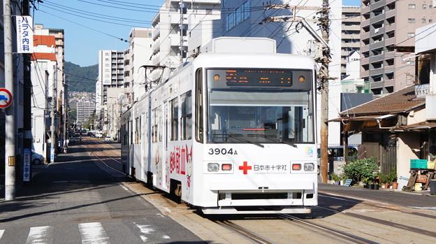 広島電鉄 3904
