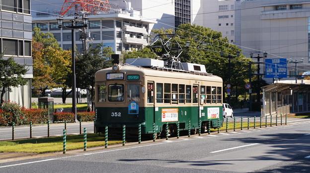 広島電鉄 352