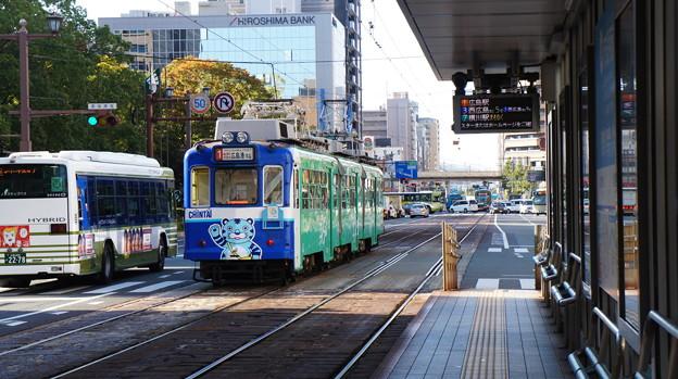 広島電鉄 3003