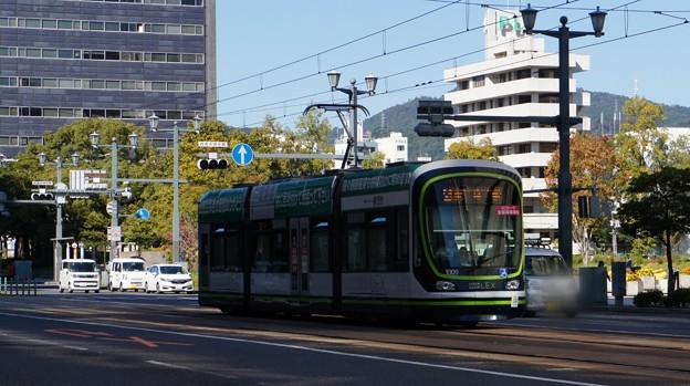 広島電鉄 1009