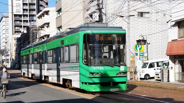 広島電鉄 3953