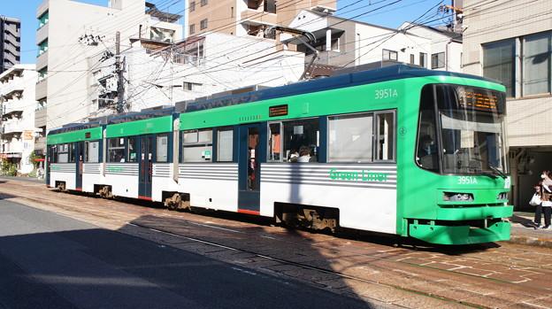 広島電鉄 3951