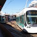 Photos: 広島電鉄 1009と5107