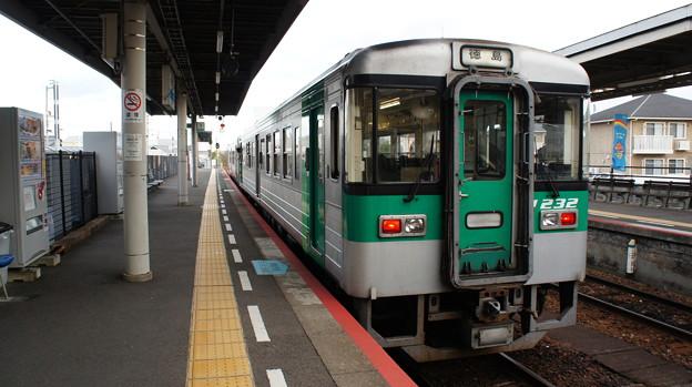 JR四国 1200形 1232