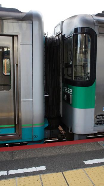 Photos: JR四国 1500形 1567+1200形 1232