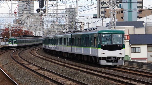 Photos: 京阪6000系 6011F