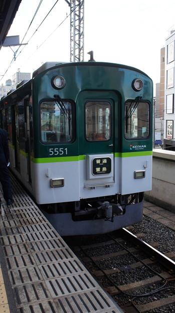 京阪5000系5551F