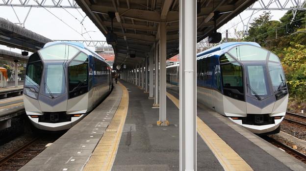 50000系 SV01とSV02