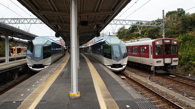 50000系 SV01とSV02と1230系