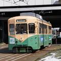 富山地鉄 7018