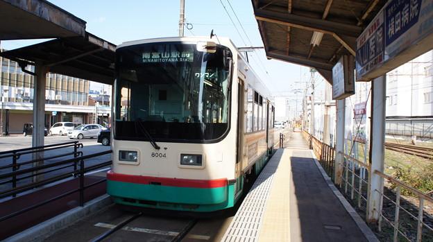 富山地鉄 8004