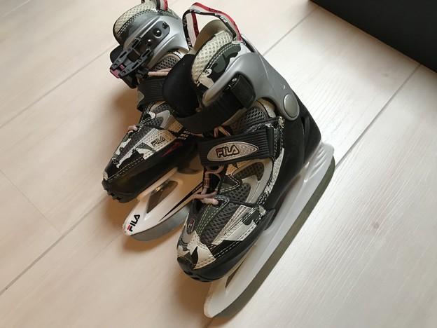 FILAスケート靴 ?10