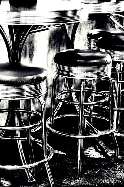 「第131回モノコン」Bar stools