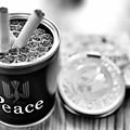 写真: Peace