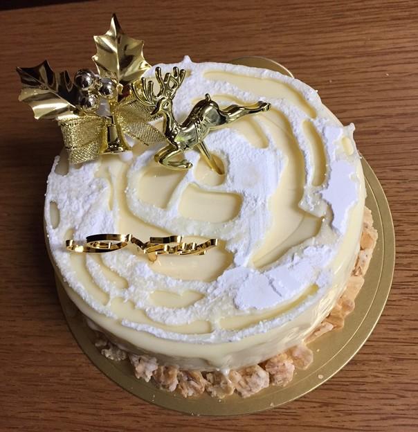 キュイソンのクリスマスケーキ
