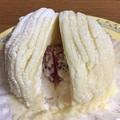 アンジェリーナ 苺のホワイトモンブラン