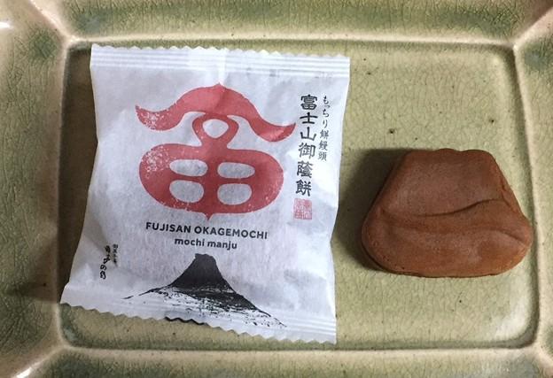 富士山御蔭餅