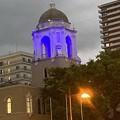 静岡市役所あおい塔ドーム