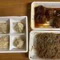 紫禁城の料理3種